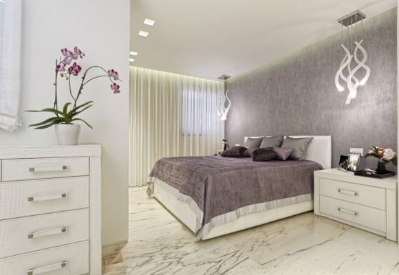 Jaké osvětlení vybrat do ložnice?
