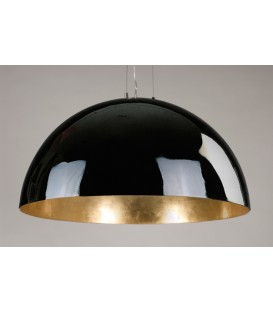 Cupula Black-gold polyester