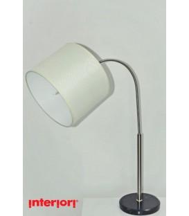 Lampa stolní malá bílá