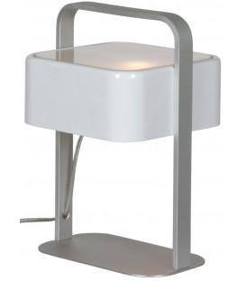 Quadro Aluminium-glossy white metal