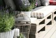 20 Nápadů, jak si v létě užít balkon