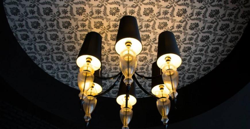 Lustry a svítidla